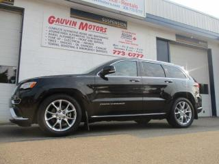 Used 2015 Jeep Grand Cherokee Summit for sale in Swift Current, SK