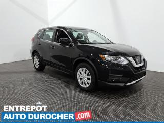 Used 2017 Nissan Rogue S AUTOMATIQUE - Sièges chauffants - Climatiseur - for sale in Laval, QC