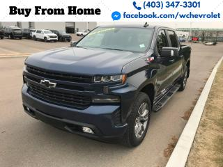 Used 2020 Chevrolet Silverado 1500 RST for sale in Red Deer, AB