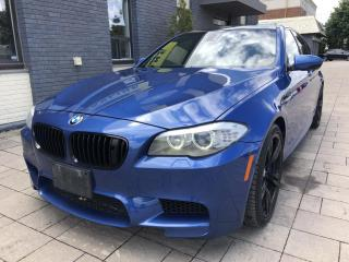 Used 2012 BMW M5 4dr for sale in Nobleton, ON