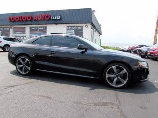 Used 2012 Audi A5 S-Line Coupe 2.0T Quattro 6 Speed Manual Certified for sale in Milton, ON