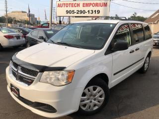 Used 2014 Dodge Grand Caravan Value Package 7-Pass/Stow And Go/Air/Keyless for sale in Mississauga, ON