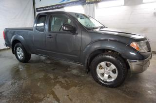 Used 2011 Nissan Frontier V6 SV 4x4 CERTIFIED 2YR WARRANTY *SERVICE RECORDS* CRUISE ALLOYS BED COVER for sale in Milton, ON