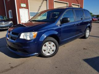 Used 2012 Dodge Grand Caravan SE Stow and go! for sale in Dunnville, ON