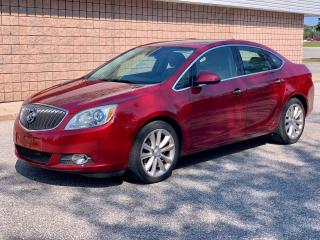 Used 2014 Buick Verano Convenience for sale in Barrie, ON
