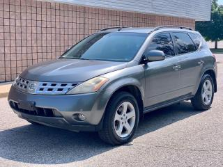 Used 2005 Nissan Murano S AWD | ONE OWNER | for sale in Barrie, ON