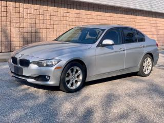 Used 2013 BMW 3 Series NO ACCIDENTS | AWD | for sale in Barrie, ON