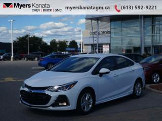 Used 2019 Chevrolet Cruze LT  - Heated Seats -  LED Lights for sale in Kanata, ON