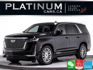 Used 2021 Cadillac Escalade Premium Luxury for sale in Toronto, ON
