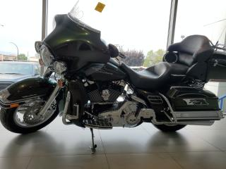 Used 2004 Harley-Davidson FLHTCUI MOTORCYCLE for sale in Salmon Arm, BC