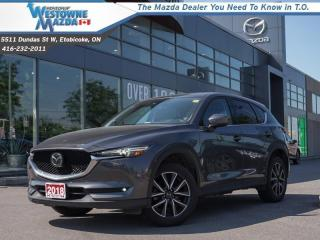 Used 2018 Mazda CX-5 GT  - Leather Seats -  Premium Audio for sale in Toronto, ON