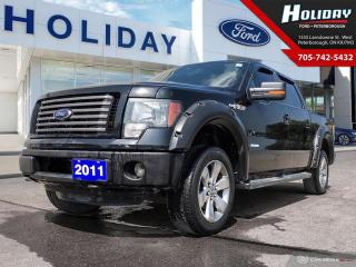 Used 2011 Ford F-150 FX4 for sale in Peterborough, ON