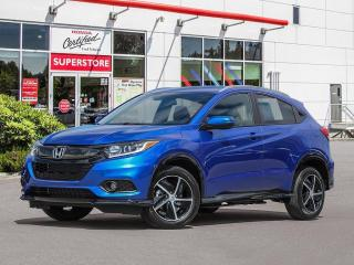 New 2021 Honda HR-V Sport for sale in Port Moody, BC