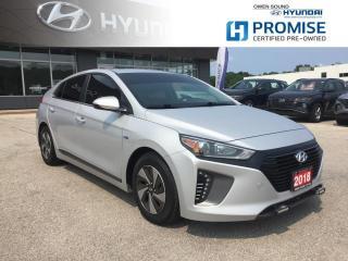 Used 2018 Hyundai Ioniq Hybrid IONIQ HYBR for sale in Owen Sound, ON