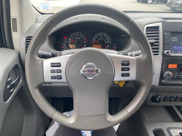 2019 Nissan Frontier Crew Cab MIDNIGHT MIDNIGHT EDITION