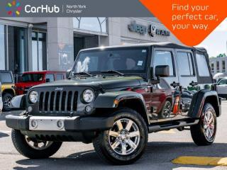 Used 2015 Jeep Wrangler Unlimited Sahara for sale in Thornhill, ON