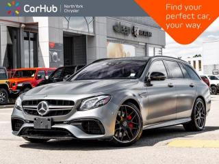 Used 2019 Mercedes-Benz E-Class AMG E 63 S for sale in Thornhill, ON