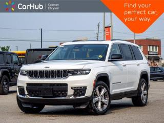 New 2021 Jeep Grand Cherokee L Overland 4x4 Navigation Panoramic Sunroof Remote Start Leather Ventilated Seats 20