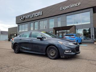 Used 2018 Chevrolet Cruze Premier Auto for sale in Charlottetown, PE