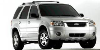 Used 2005 Ford Escape Limited for sale in New Westminster, BC