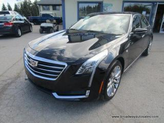 Used 2018 Cadillac CT6 ALL-WHEEL DRIVE PREMIUM-EDITION 5 PASSENGER 3.0L -TWIN-TURBO.. NAVIGATION.. LEATHER.. HEATED/AC SEATS.. DUAL SUNROOF.. BACK-UP CAMERA.. BLUETOOTH.. for sale in Bradford, ON