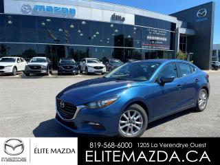 Used 2017 Mazda MAZDA3 GS for sale in Gatineau, QC