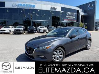 Used 2018 Mazda MAZDA3 Sport G for sale in Gatineau, QC