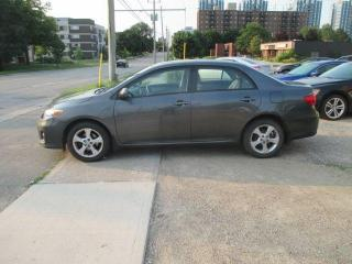 Used 2012 Toyota Corolla LE for sale in Waterloo, ON