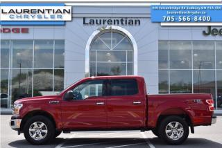 Used 2018 Ford F-150 XLT - 4WD !! 2.7L TURBO V-6 !! for sale in Sudbury, ON