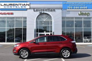 Used 2017 Ford Edge SEL - AWD !! HEATED SEATS !! NAV !! for sale in Sudbury, ON