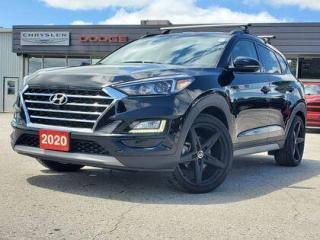 Used 2020 Hyundai Tucson for sale in Listowel, ON