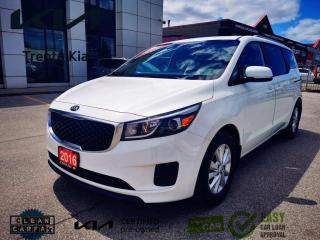 Used 2016 Kia Sedona LX+ Auto Pwr-Sliding LowKM R.cam SmartKey 8 seater for sale in North York, ON