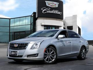 Used 2017 Cadillac XTS Base for sale in Burlington, ON