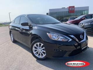 Used 2018 Nissan Sentra 1.8 SV for sale in Midland, ON