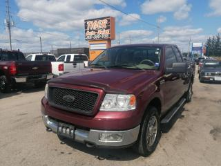 Used 2005 Ford F-150 *V8*4X4*ONLY 202KMS*EXT CAB*AS IS SPECIAL for sale in London, ON