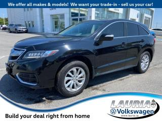 Used 2017 Acura RDX AWD - Tech pkg / Loaded for sale in PORT HOPE, ON