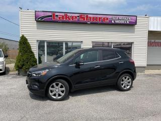 Used 2018 Buick Encore Essence LEATHER for sale in Tilbury, ON
