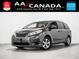 Used 2017 Toyota Sienna LE for sale in North York, ON