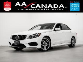Used 2016 Mercedes-Benz E-Class E 300 for sale in North York, ON