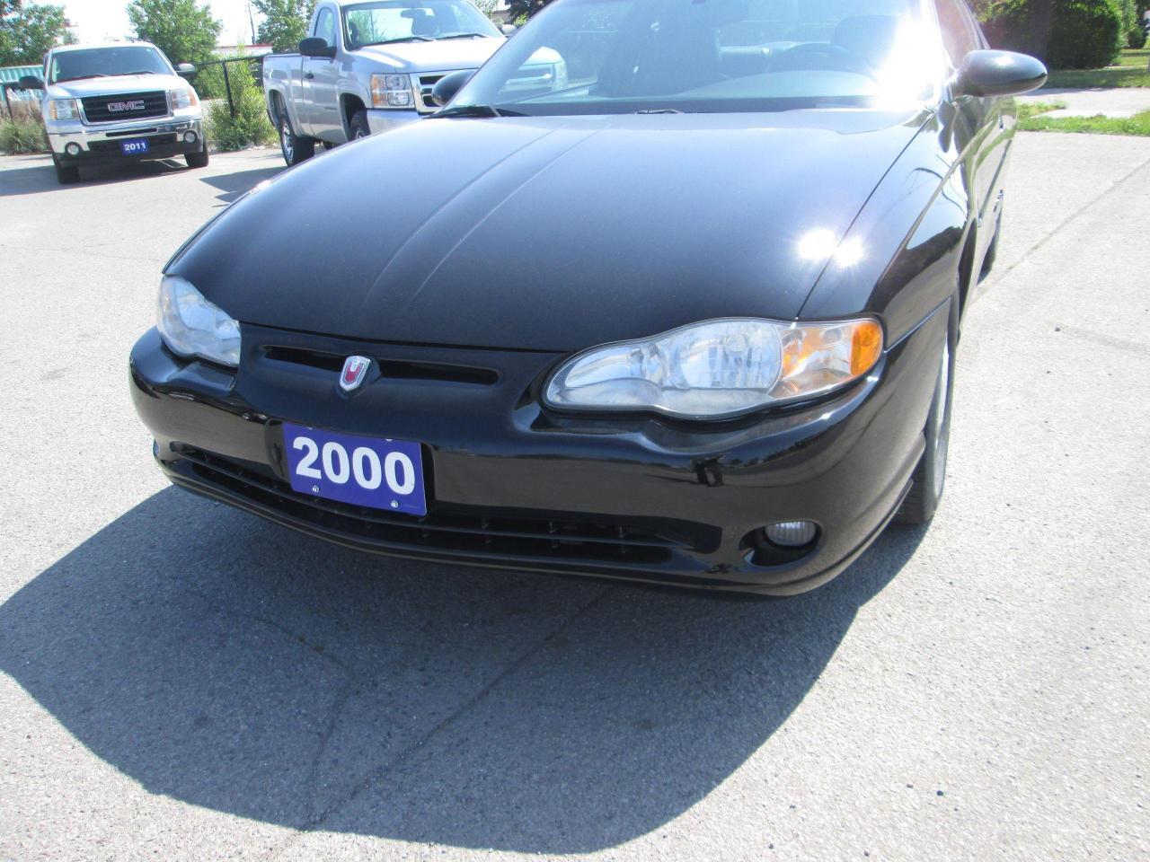 2000 Chevrolet Monte Carlo