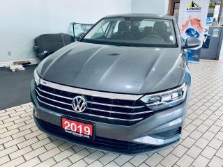 Used 2019 Volkswagen Jetta Comfortline Apple Play Auto No Accident $18999 for sale in Brampton, ON
