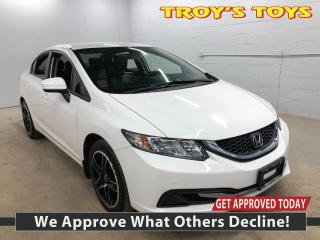 Used 2014 Honda Civic LX  Leather for sale in Guelph, ON