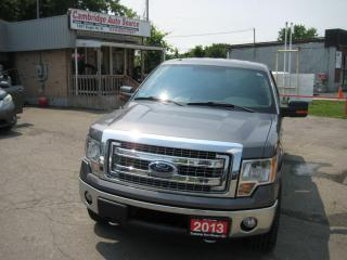 Used 2013 Ford F-150 XLT XTR Super Crew for sale in Cambridge, ON