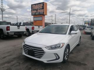 Used 2017 Hyundai Elantra GL**ALLOYS*TOUCH SCREEN*ONLY 55KMS*CERTIFIED for sale in London, ON