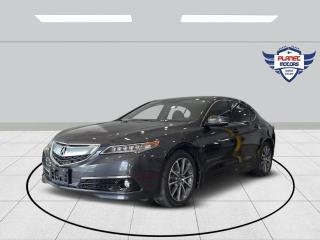 Used 2015 Acura TLX SH-AWD with Elite Package V6 for sale in Richmond Hill, ON