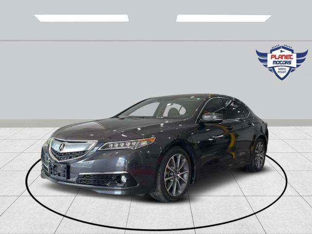 2015 Acura TLX SH-AWD with Elite Package V6