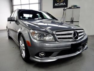 Used 2010 Mercedes-Benz C-Class C 300,4 MATIC,MINT CONDTION,NO ACCIDENT for sale in North York, ON