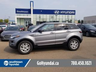Used 2013 Land Rover Evoque PURE/AWD/LEATHER/HEATED SEATS/BLUETOOTH for sale in Edmonton, AB