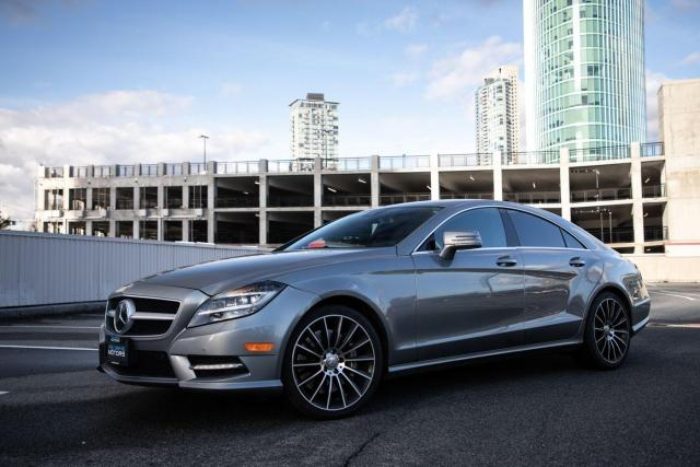 2013 Mercedes-Benz CLS550 CLS 550 AMG 4-MATIC DISTRONIC & MORE