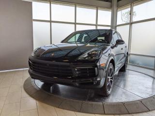 Used 2019 Porsche Cayenne CPO   Ext. Warranty   Premium Plus   360 Cameras   Rear Sunshades for sale in Edmonton, AB